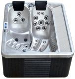 Wood Foot Bath Barrel Pinpoint Massager