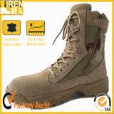 High Quality Side Zipper Military Desert Boots