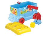 Plastic Educational Toy Block Bus (H4646040)