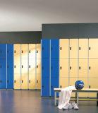 The Locker Made of Compact Grade HPL Weideda