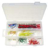 350 Strips Flexible Breadboard Wire Kit Jumper Wires Kits