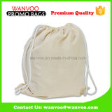 Promotional Eco -Friendly Cotton Sport Backpack for School Students