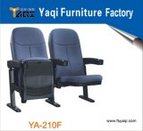 Hotsale Folding Conference Hall Chairs Popular Commercial Cinema Seating with Cup Holder (YA-210F)