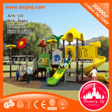 Guangzhou Children Playground Plastic Playground Outdoor