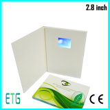 Video Greeting Card with High Quality IPS LCD Screen