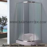 Glass Sliding Door Shower Enclosure (SR8221)