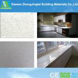 Polished Engineered Kitchen Countertop Material Quartz Stone Europe