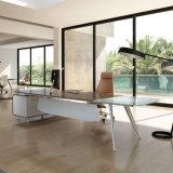 Fashion L-Shape Executive Office Table Design with Aluminium (SZ-ODT622)