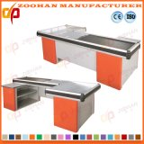 Supermarket Retail Shop Electric Cashier Desk Table Checkout Counter (Zhc43)
