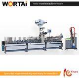 Hot Glue Wrapping Machine Vacuum Membrane Press Machine