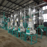 20t Maize Flour Mill Complete Plant