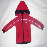 Children Sports Softshell Jacket (SM-SF1507)