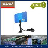 Ultra Thin High Gain VHF UHF Digital Indoor HDTV Antenna