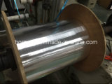 Mylar Aluminum Pet Foil Hot Sale Al Foil Used for Coaxial Cable Material Scroll Binding
