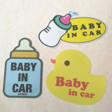 Baby in Car Reflective Stickers for Cars