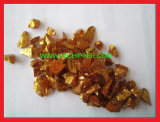 Golden Color Coated All Side Mirror Glass Chips