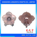 Embossed Silver Metal Plate From China