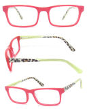 New High Quality Acetate Eyeglasses Frame Supplier From Wenzhou (OA342009)