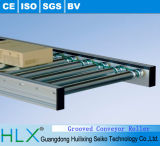 Lineshaft Driven Grooved Roller Conveyors