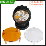 Driving Light 4 Inch 18W LED Round Driving Light for 4X4 ATV UTV Mortorcycle Jeep Trucks off Road Driving Use