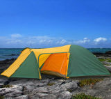 Outdoor Family Camping Camp One Bedroom, One Bedroom Couple Tents