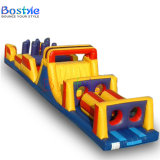 Adult Inflatable Sport Games, Inflatable Obstacle Run Game