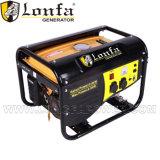 Portable 3kVA Strong Power Fish Panel Gasoline Generator Set
