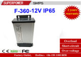 New DC 12V 360W Rain-Proof SMPS Single Output Series Switching Power Supply