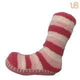 Women Fuzzy Antil Slip Home Sock