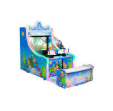 New Amusement Kids Game Coin Operated Water Shooting Game Machine