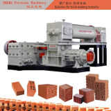 Jky60/55-4.0 China Hollow Clay Brick Making Machinery with Competitive Price