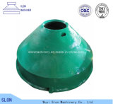 Manganese Steel Minyu Msp400 Cone Crushe Parts Concave and Mantle