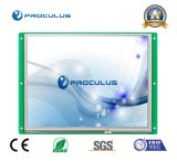 9.7′′ 1024*768 TFT LCM with Rtp/P-Cap Touch Screen with RS232