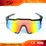 Blue Mirror OEM Custom Made Your Own Brands Cycling Riding Driving Sunglasses