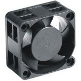 Cooling Ventilation Plastic Blades DC Axial Fan (SF4020)