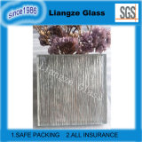 Silver Silk Laminated Plain Glass for Decoration