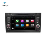 Android 7.1 S190 Platform 2 DIN Car Radio GPS Video DVD Player for Audi A4 with /WiFi (TID-Q050)