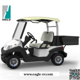Cheap Ce Approved Electric Golf Buggy, Cargo Bed, Eg202ah