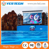Outdoor Waterproof Fixed LED Board for Amusement Park