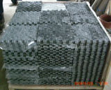 Black & Grey Basalt for Flooring Tiles, Exterior Paving Slabs