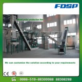 4t/H Bio Energy Sawdust Pelleting Line