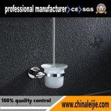 High Quality Stainless Steel Toilet Brush Holder and Brush for Toilet