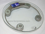 Household Gift Round Digital Bathing Scale