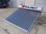 Evacuated Tube Low Pressure Solar Water Heater