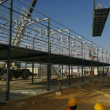 Low Cost Prefabricated Labour Camp