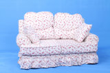 Fancy Flower Kids Furniture with Pillows (SXBB-287)