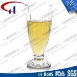 260ml Environmental Flint Engraved Glass Juice Cup (CHM8379)