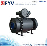 API6d Metal-to-Metal Seated Ball Valve