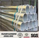 Zinc 40g Pre Galvanized Round Steel Pipe