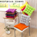 Brushed Fabric Chair Cushion